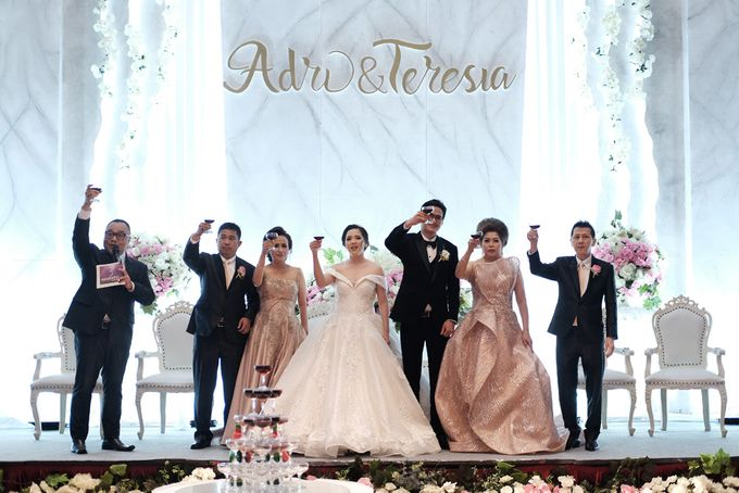 Adri & Teresia Wedding by deVOWed Wedding & Event Planner - 013