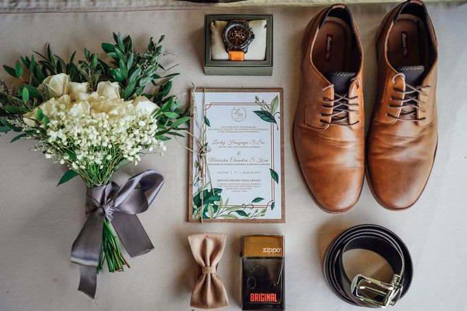 In Honor of Lucky & Mariska by Bali Becik Wedding - 014