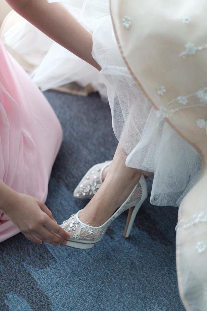 The Wedding of Daniel & Novi by Lithe Shoes - 001