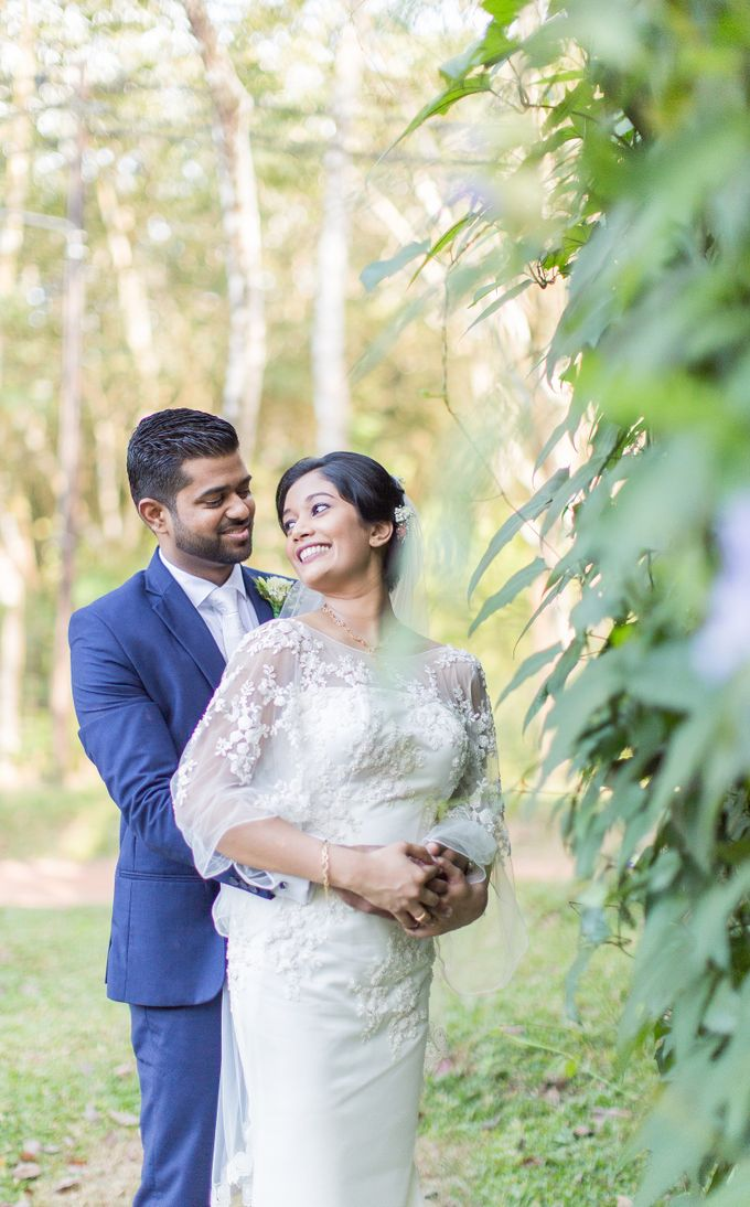 Wedding of Prabudhi & Thilina by DR Creations - 013