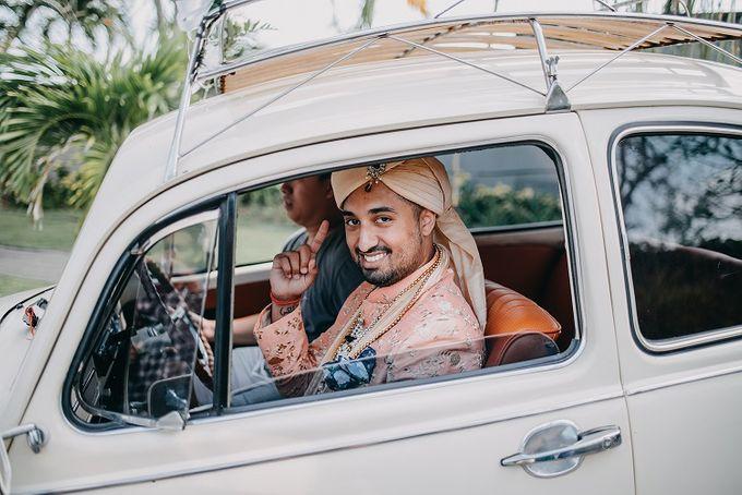 Nagisa Bali Wedding for Neel & Davina by Nagisa Bali - 013