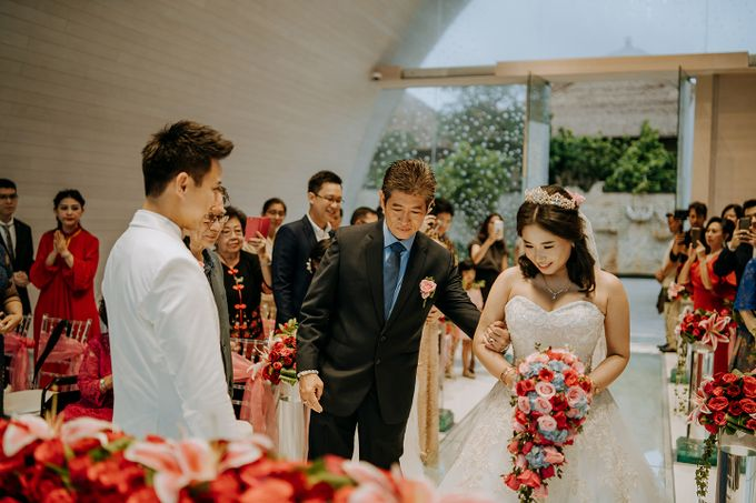 Wedding of Warren & Jennifer by Nika di Bali - 017