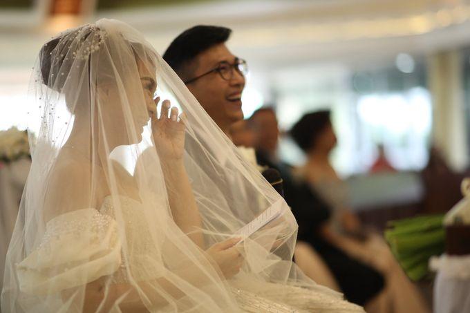 The Wedding Of Adri & Karin by FIVE Seasons WO - 018