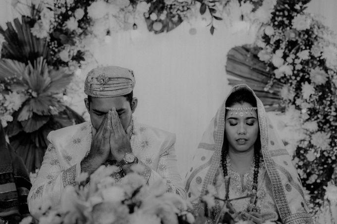 Fachrul & Dela Wedding by AKSA Creative - 013