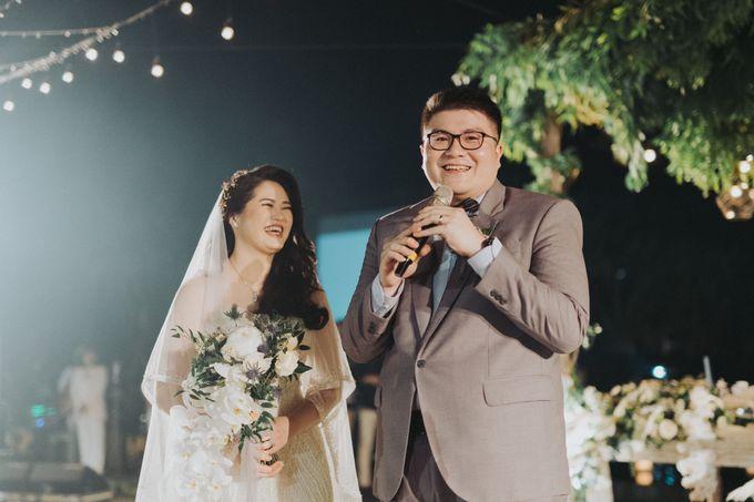 Makeup Wedding Dicky & Erika by Panda Wedding Organizer - 013