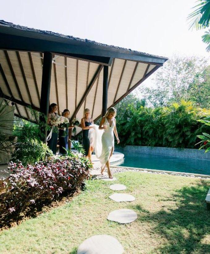 Brooke & Khalid Wedding by Bali Brides Wedding Planner - 013