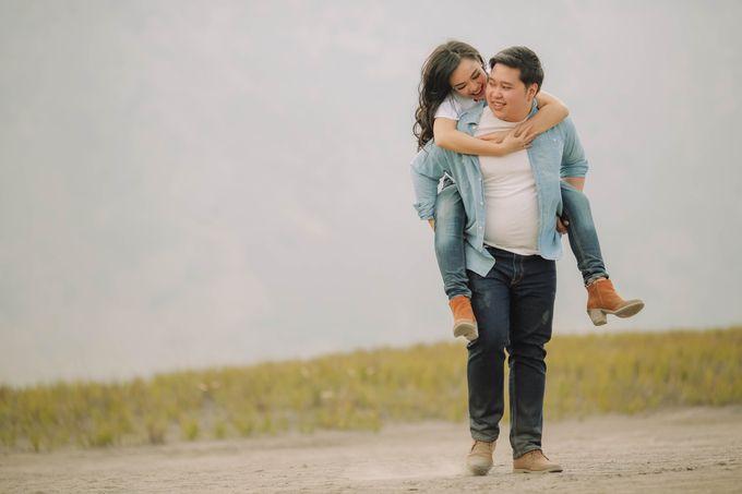 PRE - WEDDING SAMUEL & MERISA BY HENOKH WIRANEGARA by All Seasons Photo - 010