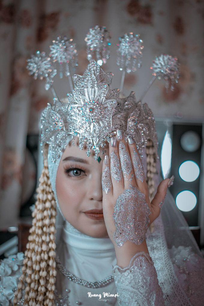 Wedding Of Putri & Habib by Rumah Makan Ponyo - 001