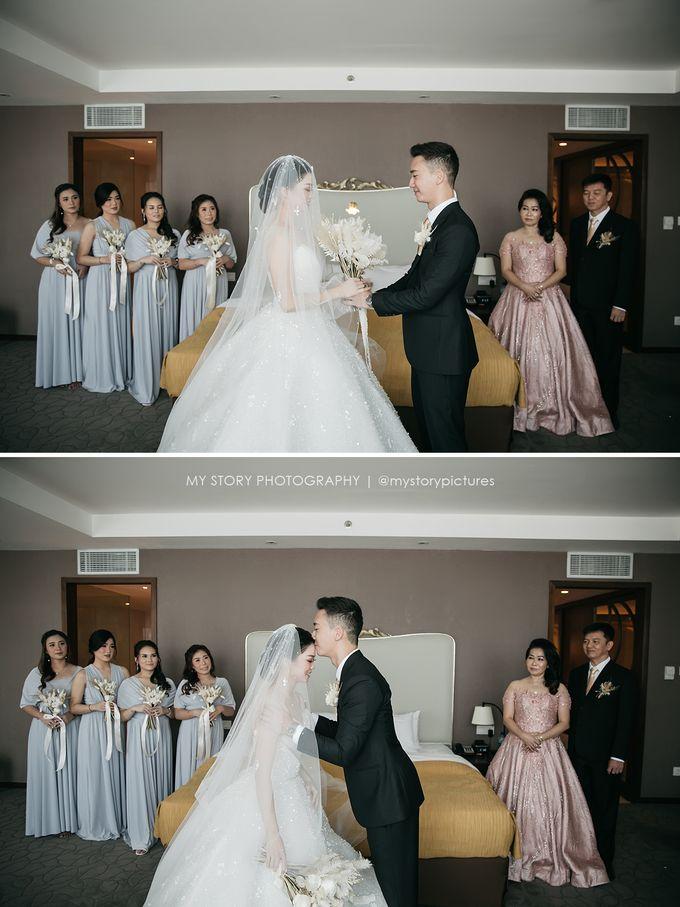 Wedding Tobi & Chrisania by My Story Photography & Video - 013