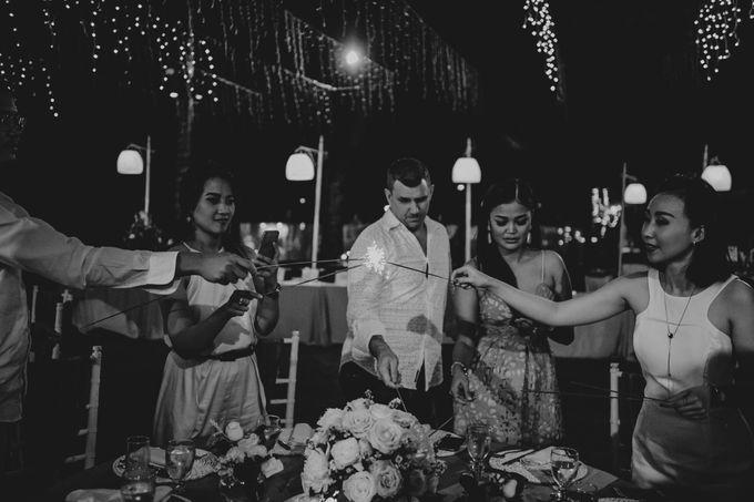 Wedding of Siska & Hari by Ananda Yoga Organizer - 008