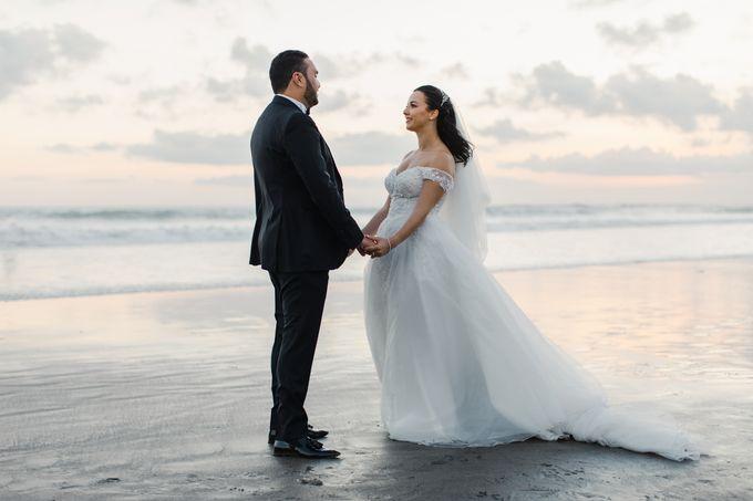 Wedding Hicham & Aki by Putri Bali Makeup - 013