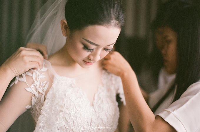 The Wedding of Gerry & Devina by The Wagyu Story - 013