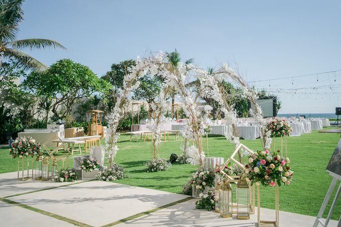 Wedding of Irfanto & Meilani by Nika di Bali - 013