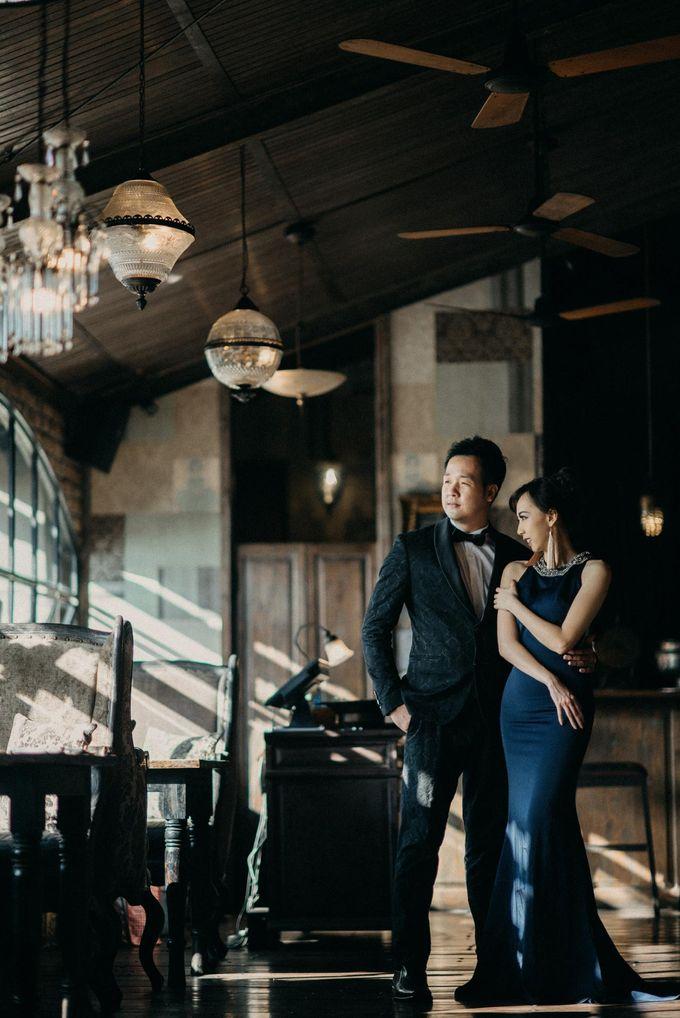 SUNDORO & LIA PREWEDDING by DHIKA by MA Fotografia - 013