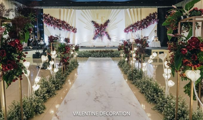 Ludwig & Eve Wedding Decoration by Andy Lee Gouw MC - 013