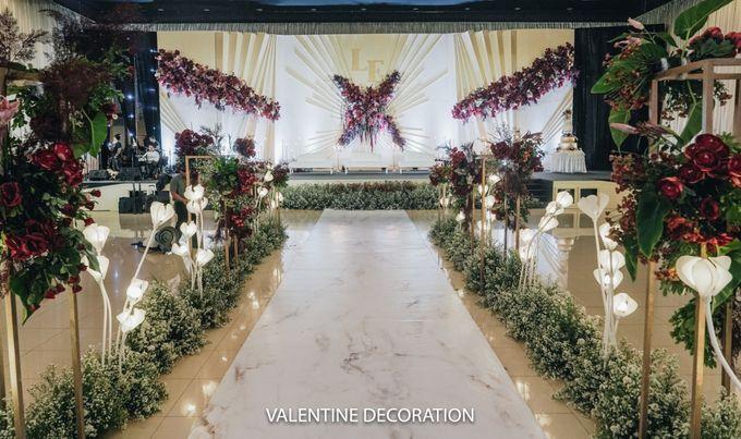 Ludwig & Eve Wedding Decoration by Valentine Wedding Decoration - 013
