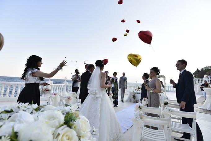 Persian wedding of Bahar & Andreas by Wedding City Antalya - 013