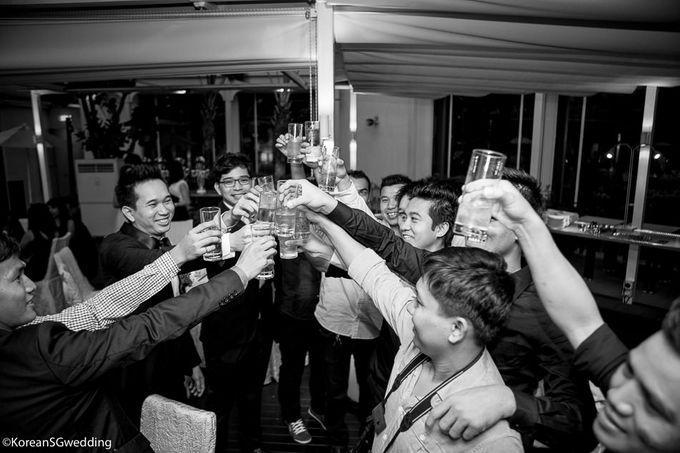 THET NAING SOE + ZIN MYO HTET Actual wedding by Eric Oh  Korean Photographer - 013