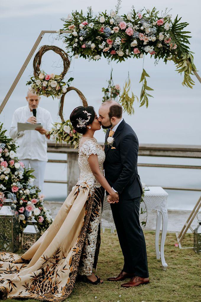 Wedding of Georg & Natalia by Nika di Bali - 013