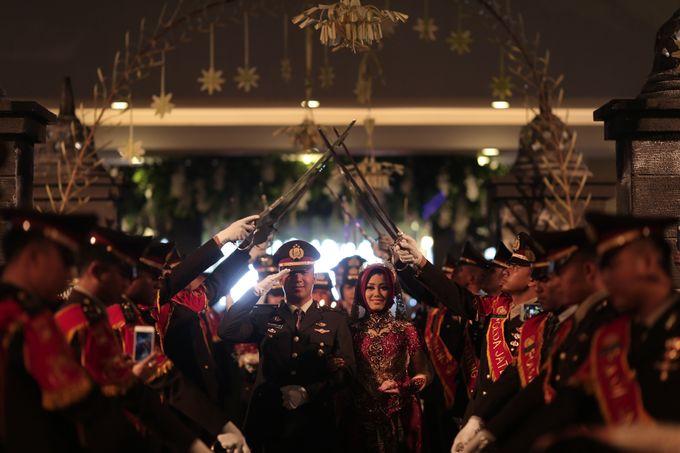 Nur & Utari wedding by isamare - 017