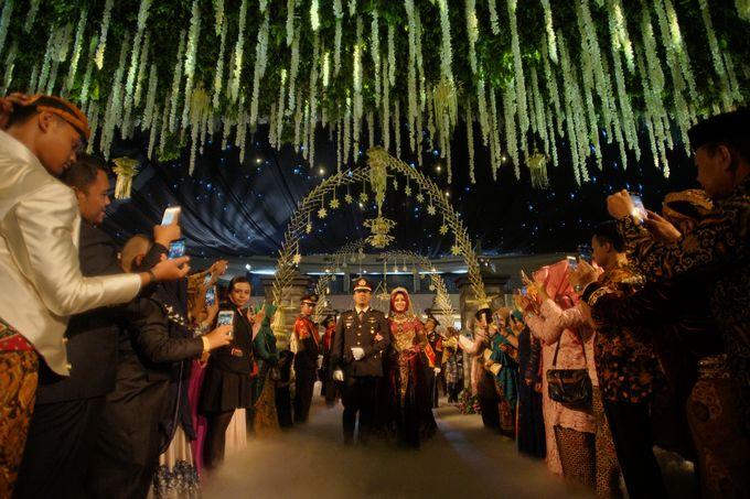 Nur & Utari wedding by isamare - 019