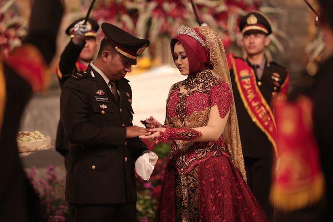 Nur & Utari wedding by isamare - 020
