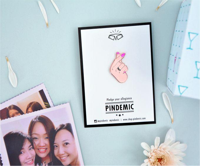 Personalised minigiv for your bridesmaids by minigiv - 002
