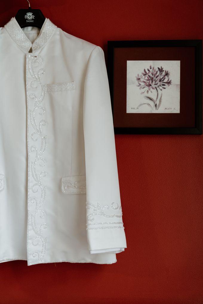 Resa & Bunga Wedding by AKSA Creative - 011