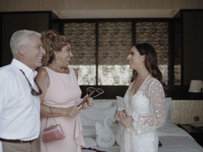 Mindy & Cameron Wedding at W Hotel Bali by AKSA Creative - 013