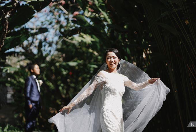 Reinaldo & Beatrice Wedding by NOMINA PHOTOGRAPHY - 013
