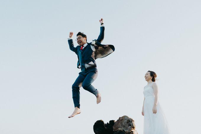 The Wedding of Shahril & Vivian by BDD Weddings Indonesia - 012