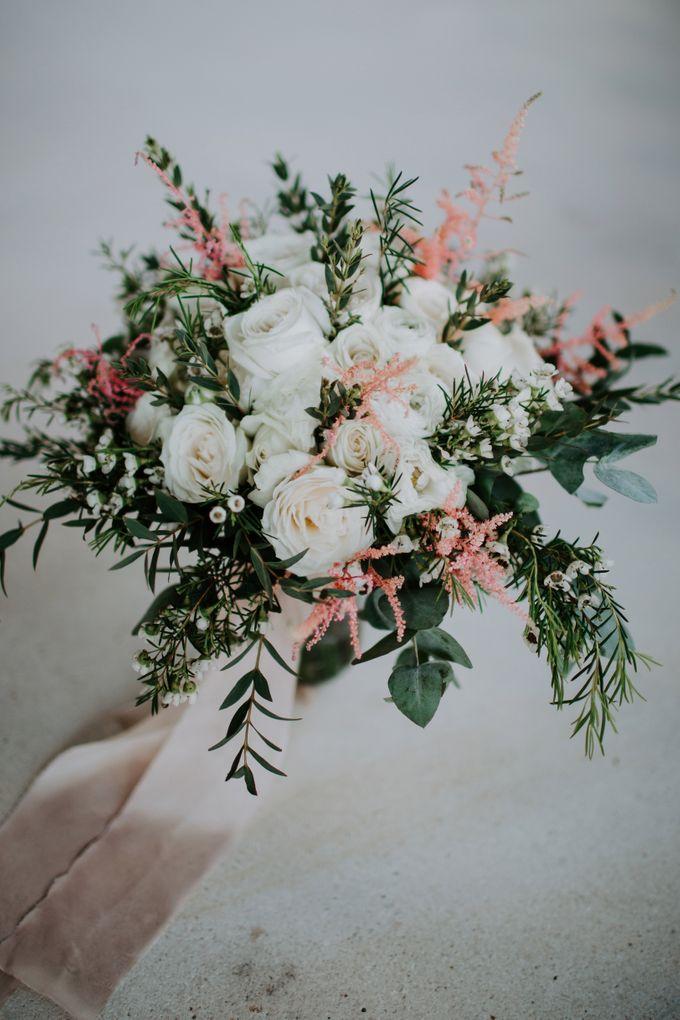 The Wedding of Ryoichi & Stephanie by BDD Weddings Indonesia - 008