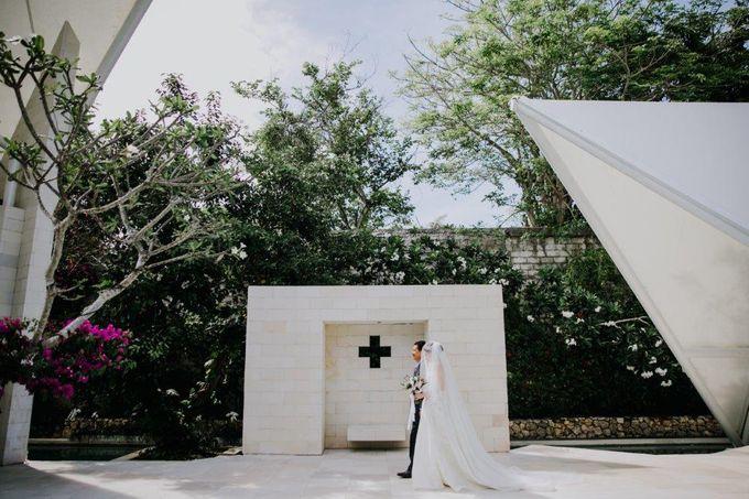 The Wedding of Larrie & Vivienne by BDD Weddings Indonesia - 013