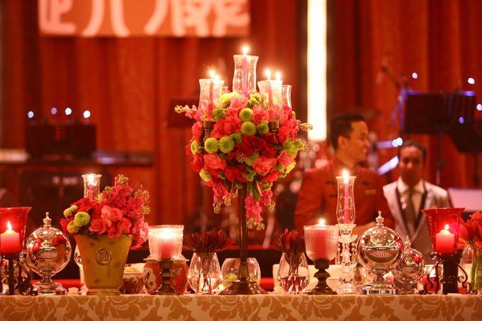 Weddings at Mandarin Oriental by Mandarin Oriental, Kuala Lumpur - 026