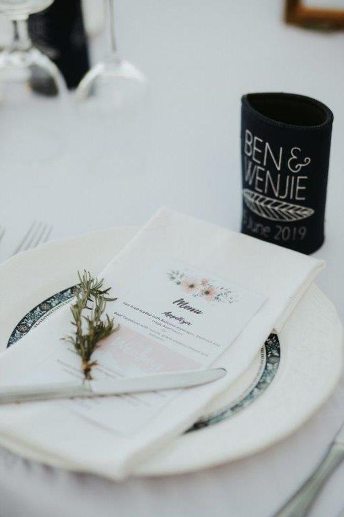 The Wedding of Benjamin & Wenjie by BDD Weddings Indonesia - 013