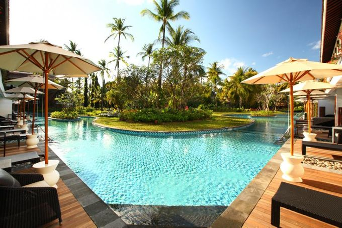 Suites and Villas by Meliá Bali Indonesia - 005