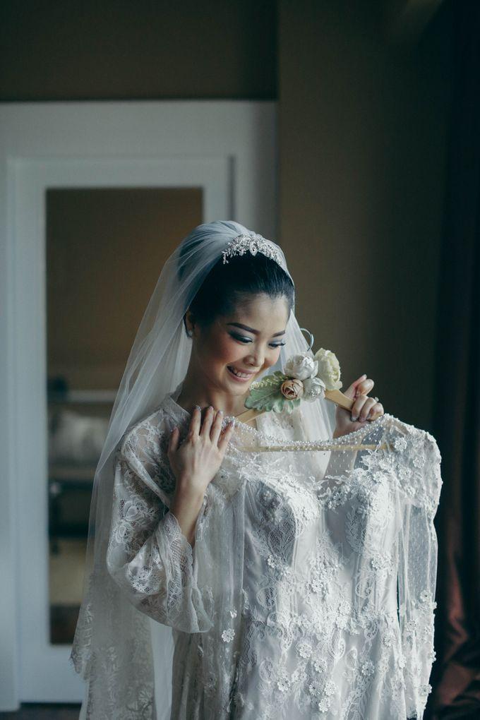 Tomas & Asti Jakarta Wedding by Ian Vins - 007