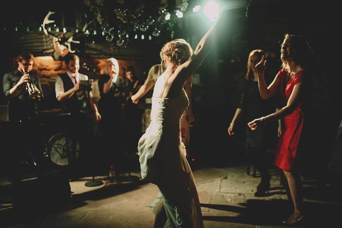 Weddings by Upper House Hayfield - 019