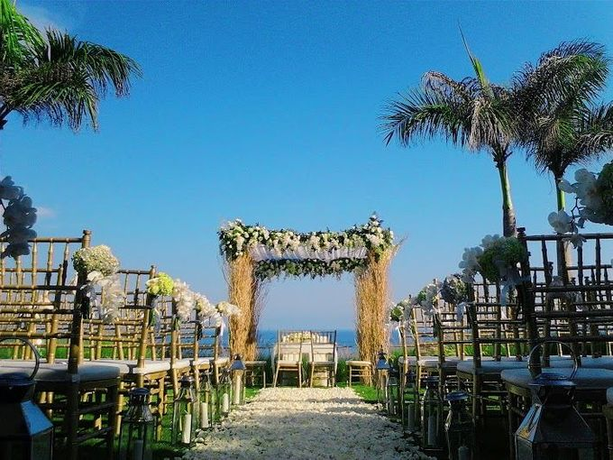 Wedding Decoration by Bali Event Styling - 006