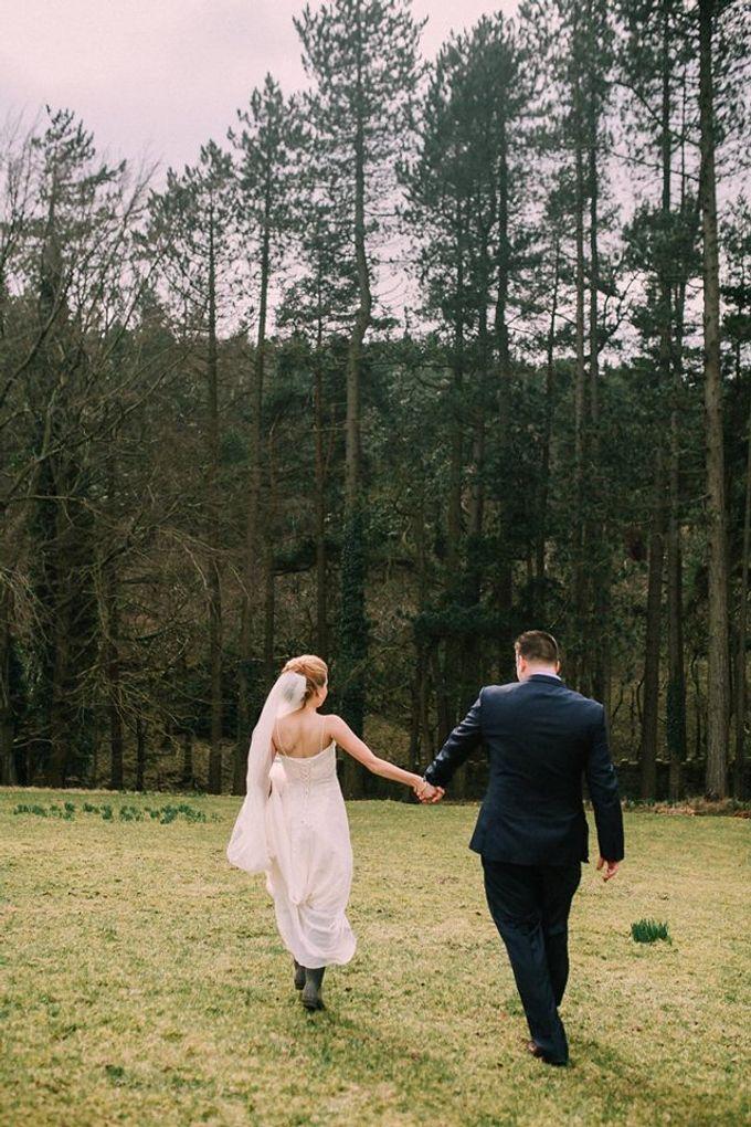 Weddings by Upper House Hayfield - 021