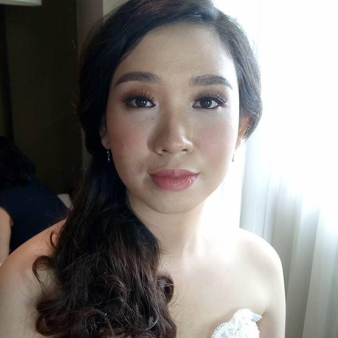Ms. Andrea Korean Thailand Wedding Makeup Holy Mat by Hana Gloria MUA - 003