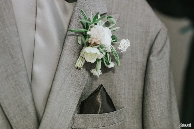 Boutonnieres by The Bloomish Eden - 005