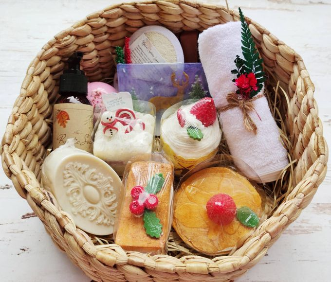 Sweet Soap Series by The Rustic Soap - 006