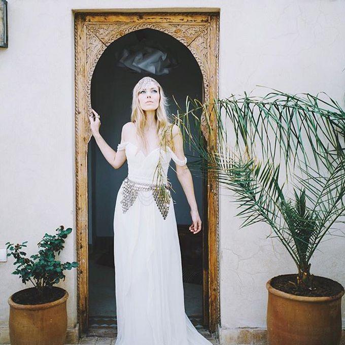 Morocco Wedding Inspiration  by Island Bridal - 002