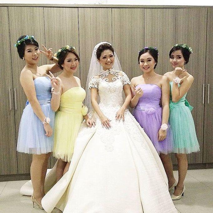 Wedding of Yanto & Anne by STILETTO PAGAR AYU - 013