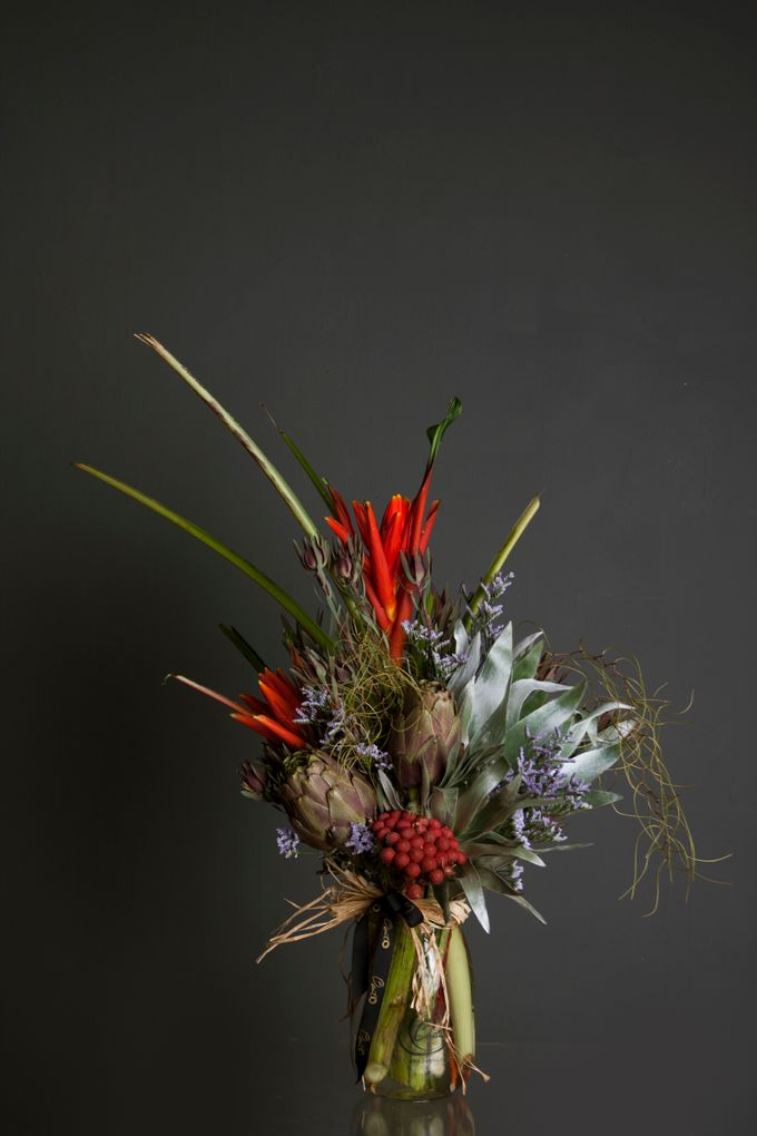 Flora Styling in vase by Beato - 004