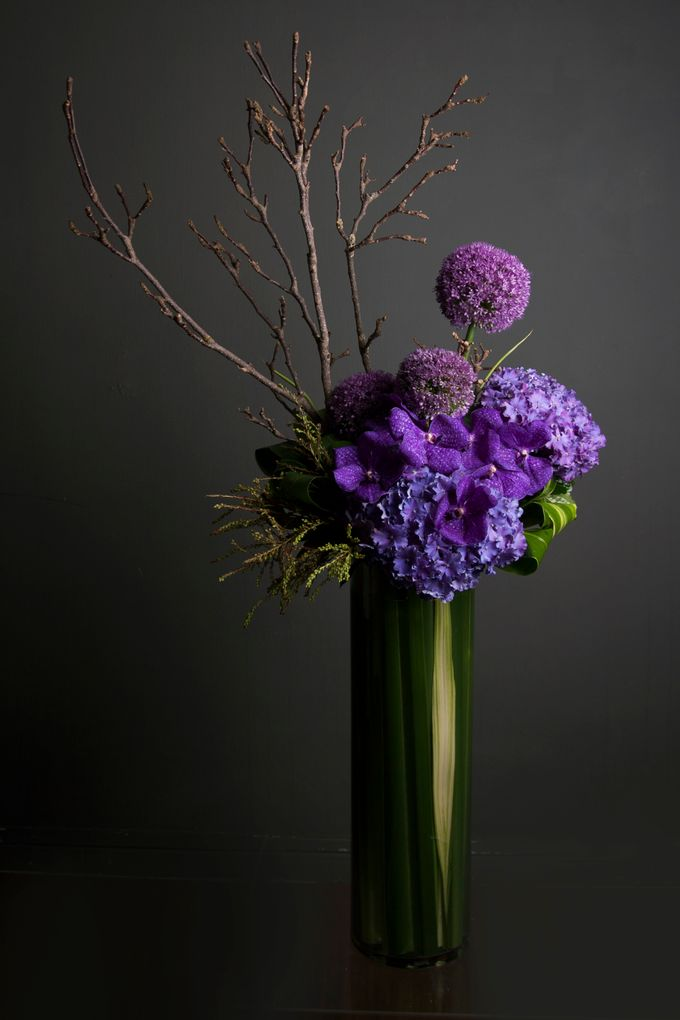 Flora Styling in vase by Beato - 008