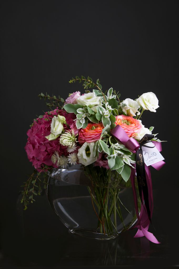 Flora Styling in vase by Beato - 010