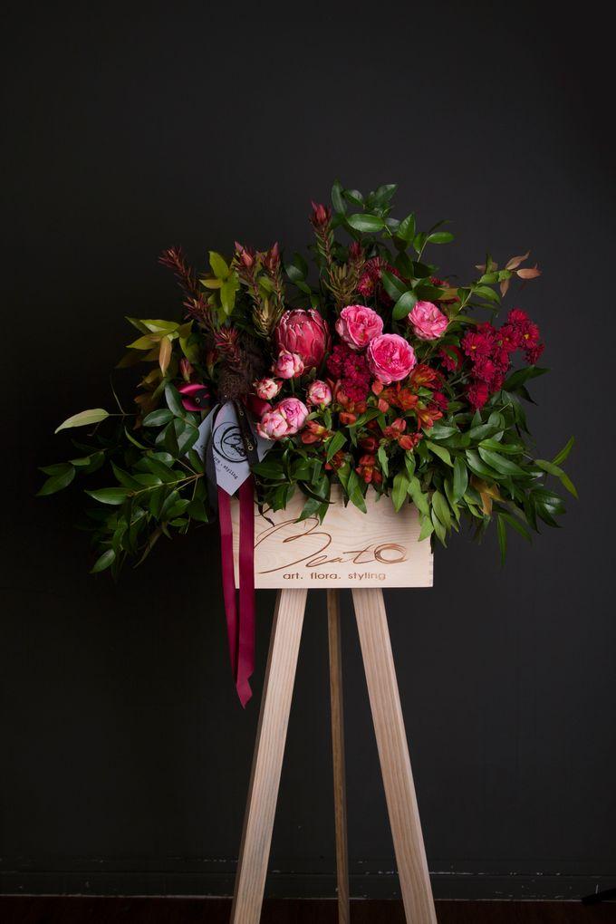 Flora stand Styling - celebration by Beato - 003