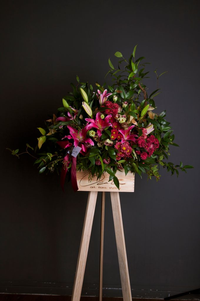 Flora stand Styling - celebration by Beato - 004